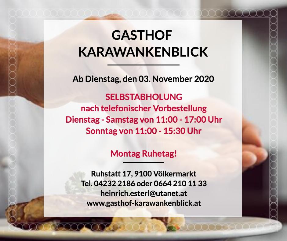 Gasthof Karawankenblick